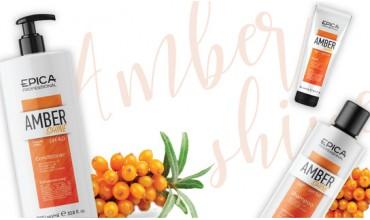 Ambershine ORGANIC / Облепиховая серия